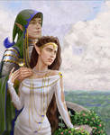 Elf (Threads of Fate game art)