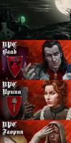 Curse of Vlad