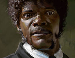 Jules Winnfield. Pulp Fiction