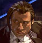 Vincent Vega. Pulp Fiction