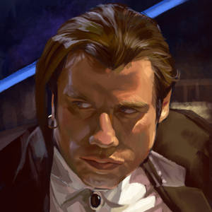 Vincent Vega. Pulp Fiction