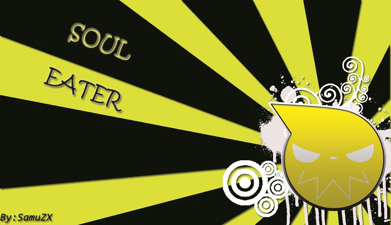 soul eater logo wallpaper by samuzx on deviantart