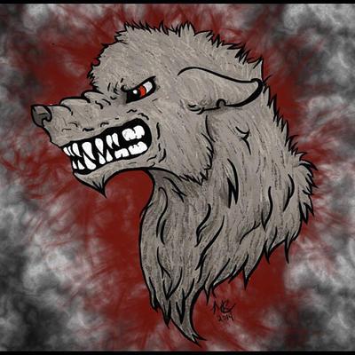 Wolf by spirithorse206