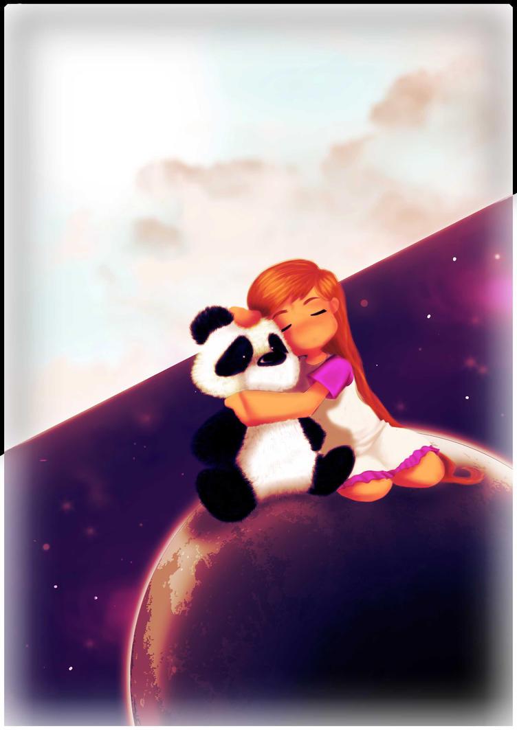 Lulu  Panda by NeJeD