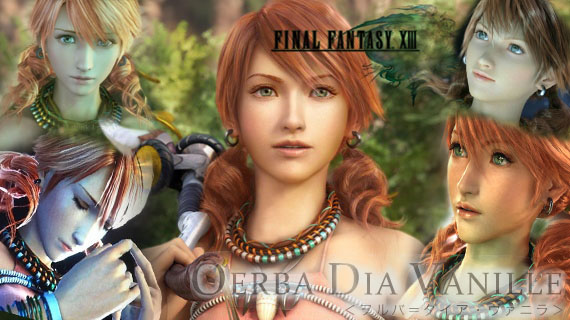 Vanille FFXIII (Photoshop manipulation) by FantasyAngel09