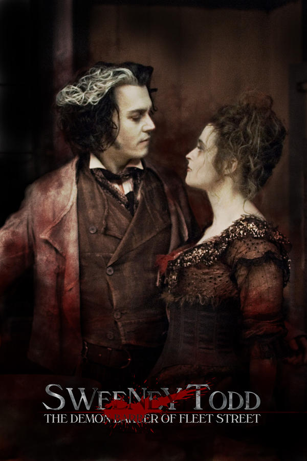 sweeney todd contest entry by hwango on deviantart