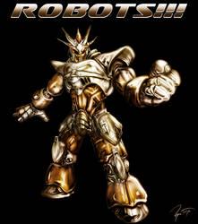 Robots Redux by hwango