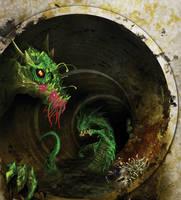 Sewer Scum by hwango