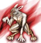 wolf+rabbit hybrid