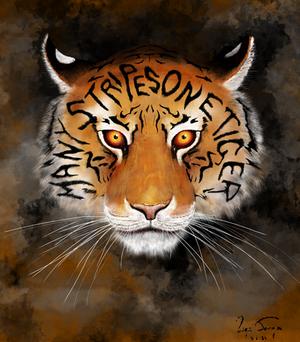 Many Stripes, One Tiger