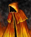 Quest Cards - Flame Cloak