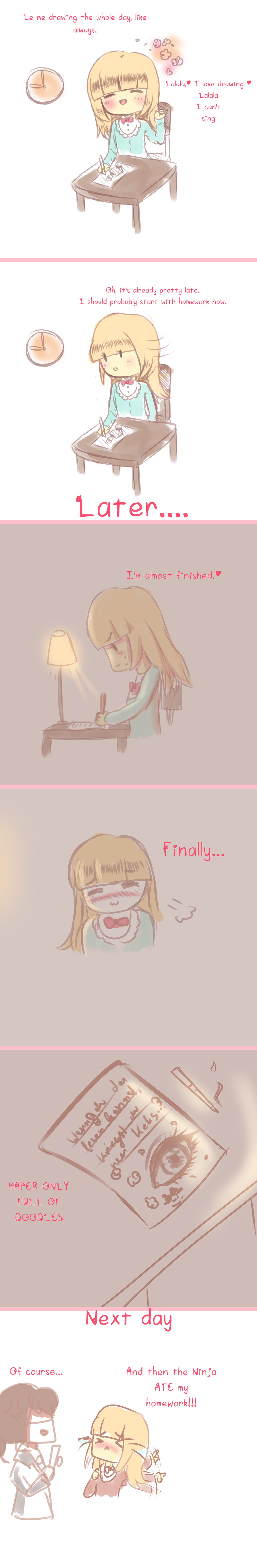 This happens to me everyday by Luumies
