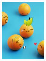 Citrus Lovin' by Xingz
