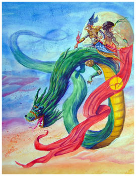 Quetzalcoatl and the Ometeotl