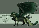 FLAT SALE | GREEN DRAGON [CLOSED] by FrossetHjerte