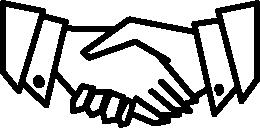 Handshake Logo by Benshurts