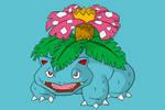 Pokemon Challenge 4: Venusaur