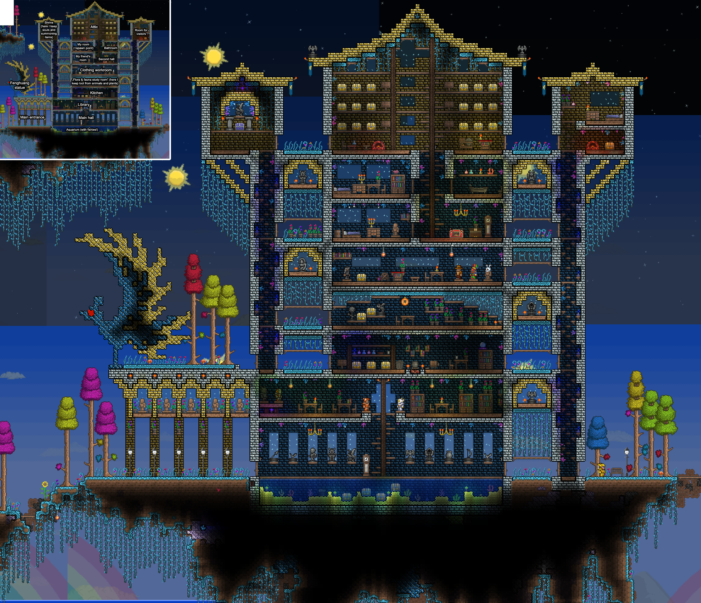 how to catch fish in terraria