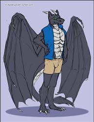 [cm.] Robert the wolf dragon