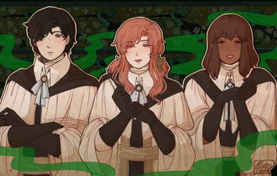 choir trio