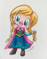 Princess Anna by Mushroom-Cookie