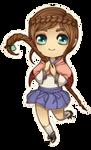 Art Trade ~ Kayami for AngelKite