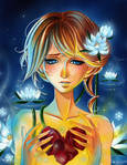 The most beautiful heart by Nevaart
