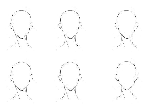 haircut practice heads by nevaart on deviantart