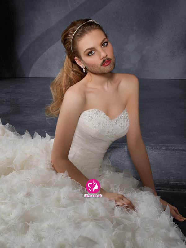 Beautiful Bride By 14