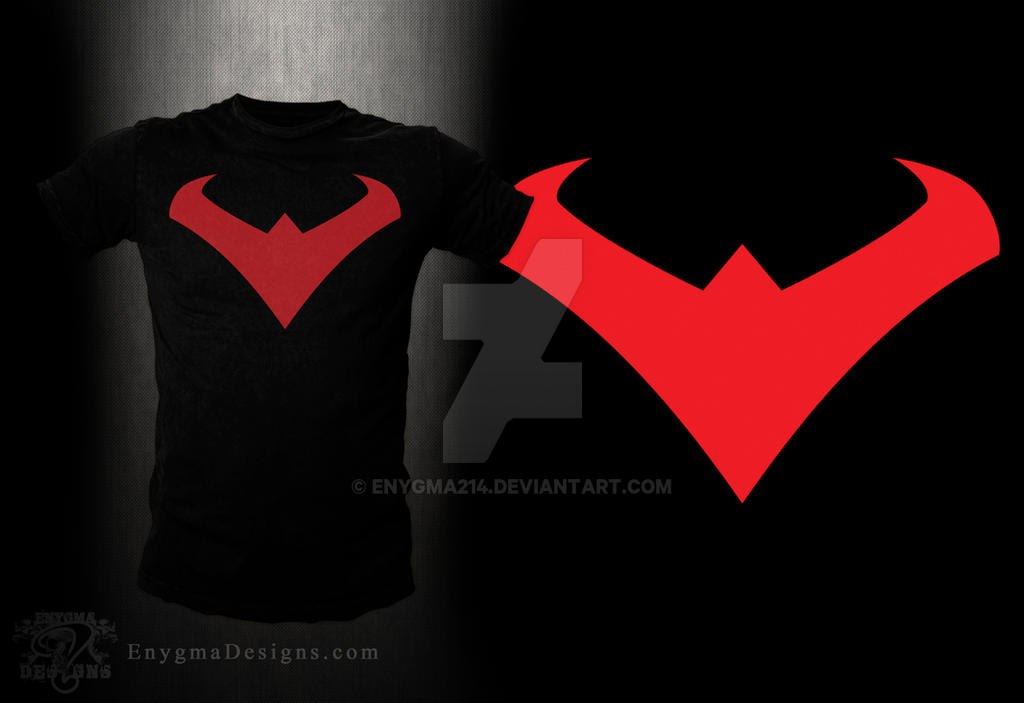 Nightwing - New-52 Tee by enygma214 on DeviantArt