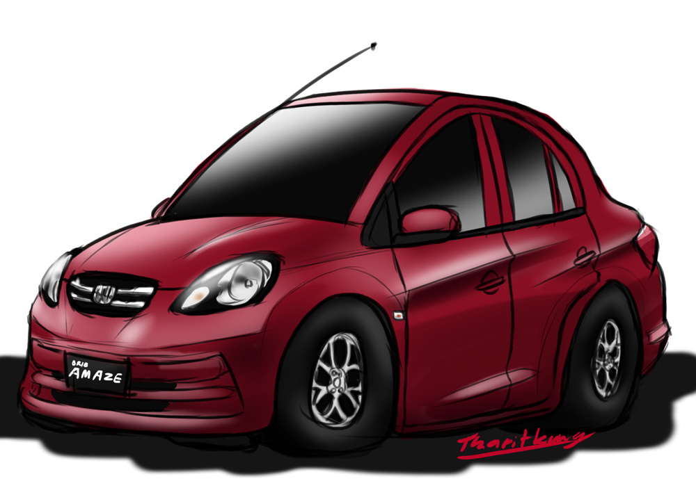 Honda Amaze Car Price In Jaipur