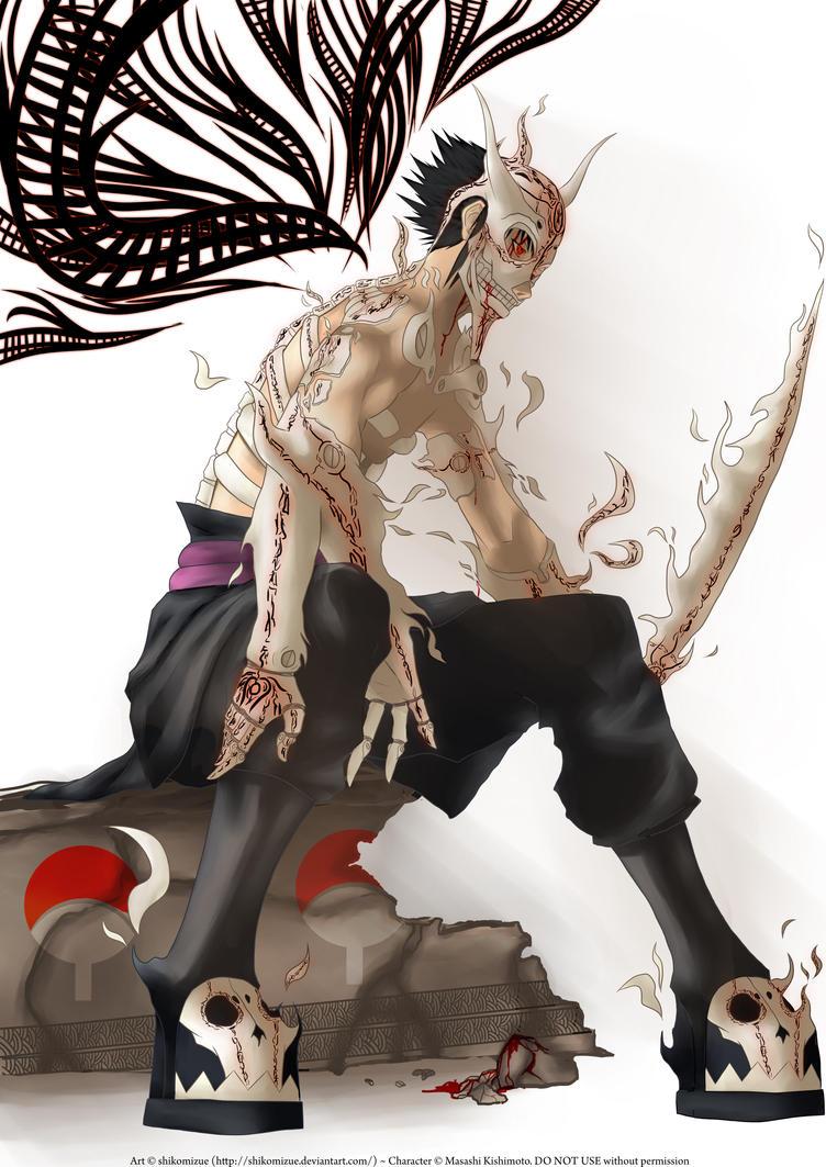 +Sasuke_you cant touch me+ by Shikomizue