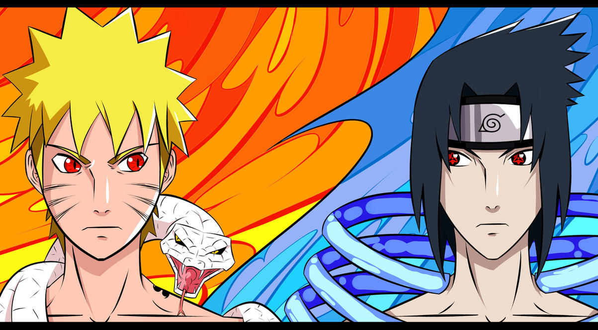 NARUTO: (Our Roles Could Have Been Reversed) by Creative2Bit