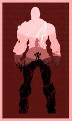 GOD OF WAR: Vengeance by Creative2Bit