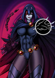 Mistress of Darkness by Creative2Bit