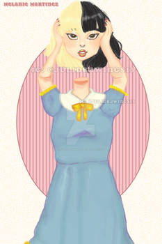 Pacify her - Melanie Martinez (redraw 2017-2018)