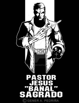 PASTOR JESUS 'BANAL' SAGRADO