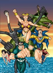 Darna and Friends