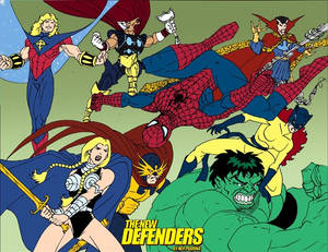 THE NEW DEFENDERS