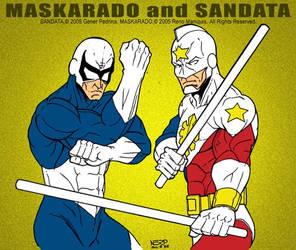 Maskarado and Sandata
