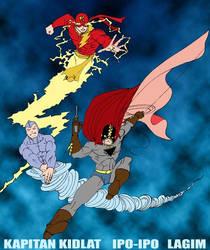 Golden Age Super-Heroes
