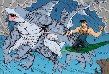 Bato verus the Lakan of the Tiburones