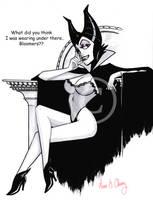 Maleficent by MarioChavez