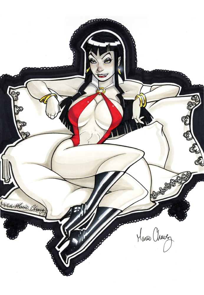 vampy 3 by MarioChavez