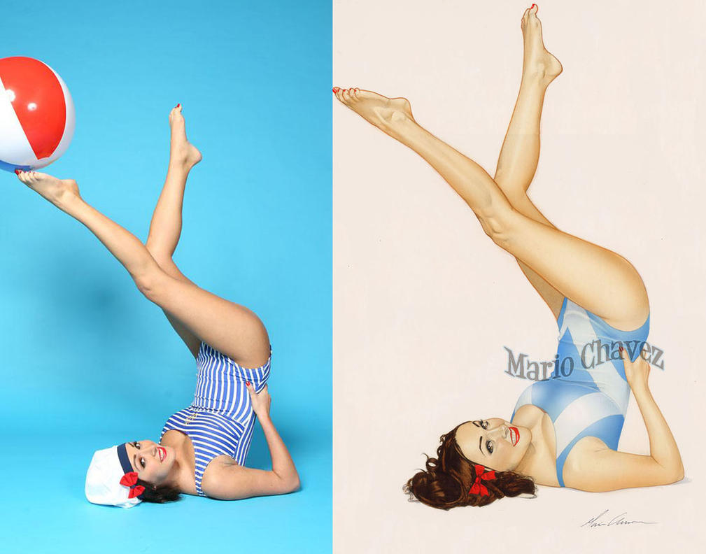 Ruby side by side by MarioChavez