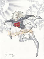 supergirl by MarioChavez