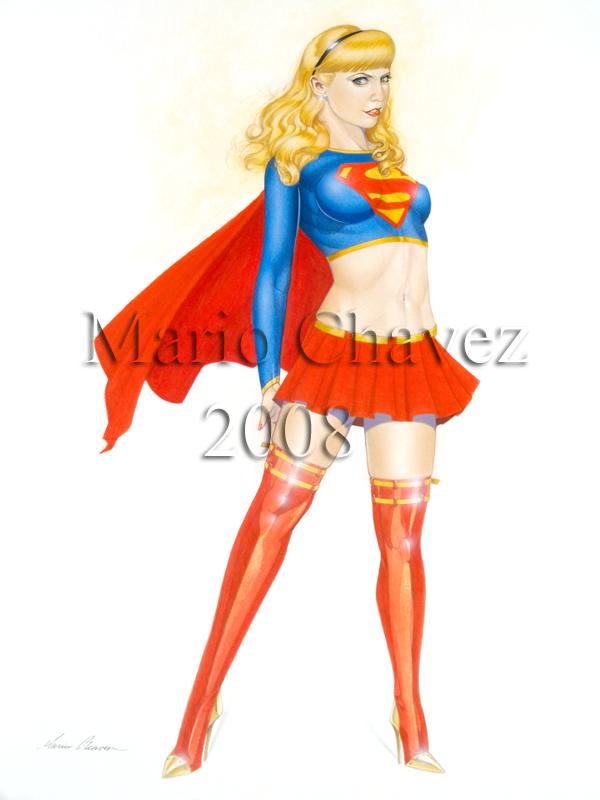 super g commission by MarioChavez