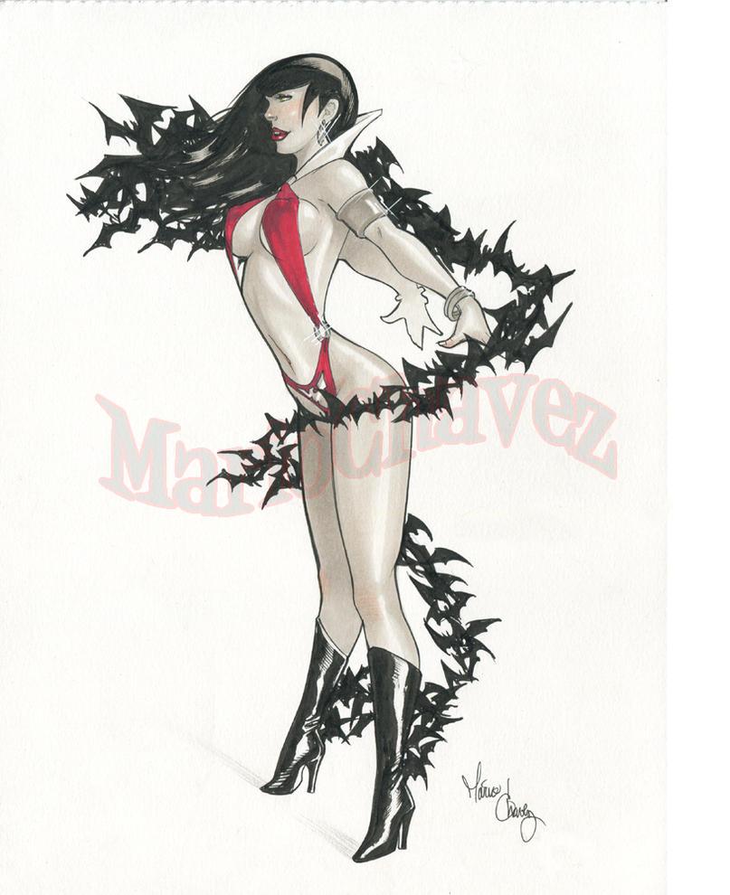 vampy 2 by MarioChavez