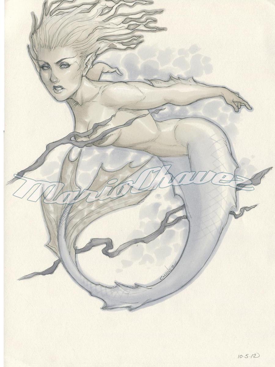 Siren by MarioChavez
