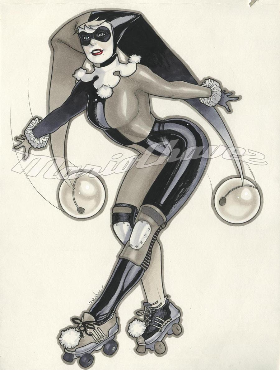 Roller harley by MarioChavez